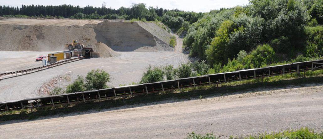 Glück Kies: Statement zum Brand am Förderband in Planegg